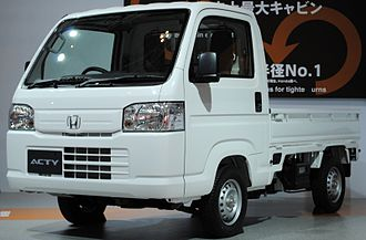 Kei truck - Honda Acty