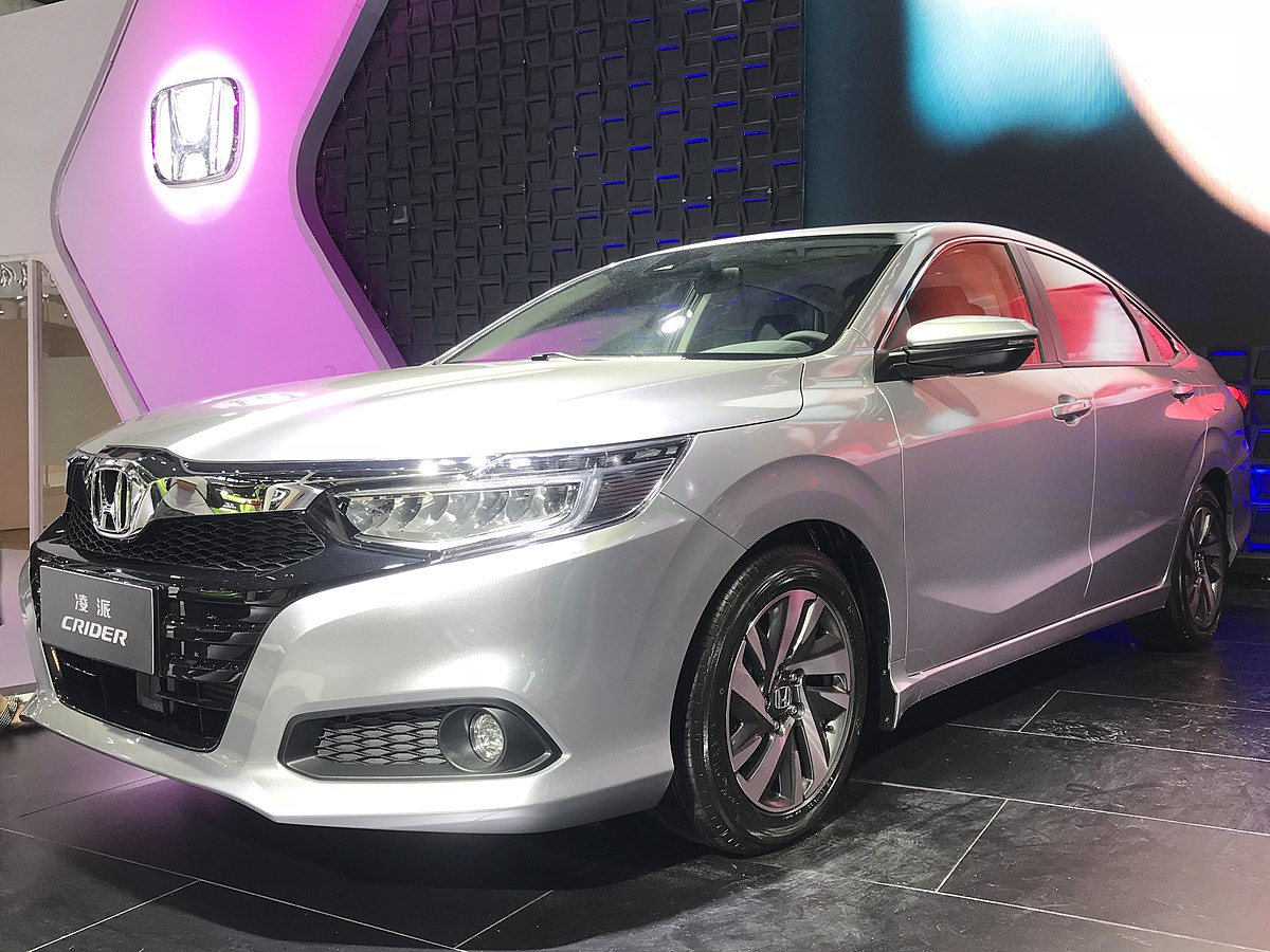 Honda Crider - Wikipedia