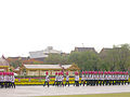 Honor guard from 3rd Infantry Batallion, 1st Infantry Regiment of Thailand in the royal cremation ceremony of Princess Bejaratana Rajasuda.jpg