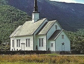 Grodås - Hornindal Church