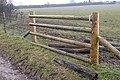Horse gate - geograph.org.uk - 1779894.jpg