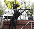 Horse sculpture, Exeter (30493203553).jpg