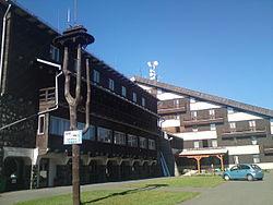Horský hotel Poľana zapadna cast.JPG