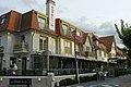 "Hotel Lugano - restaurant - tea-room ""La Terasse du Zoute"", Villapad 14,16, 't Zoute (Knokke-Heist).JPG"