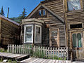 House with bay window, Main Street, St. Elmo, Colorado.jpg