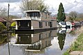 Houseboat at Trentlock - geograph.org.uk - 763501.jpg