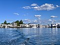 Houses at Hope Island seen from Coomera River, Queensland 13.jpg