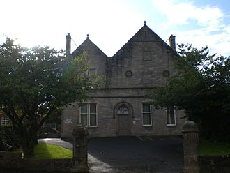 Houston, Renfrewshire - Houston's Village Hall