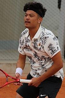 Hsieh Cheng-peng Taiwanese tennis player