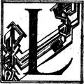 Hugh Selwyn Mauberley initial L.png