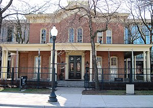 Downtown Community House - Hull House in Chicago
