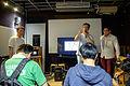 Hung-Lue Chang Speech at Wei's Talk Event 20151118b.jpg