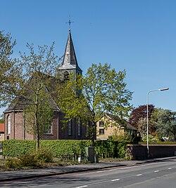 Hurdegaryp kilise (de Hofkerk)