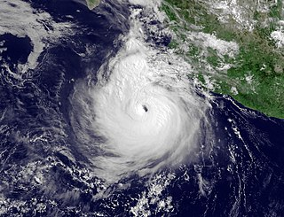 Hurricane Dora (2011) Category 4 Pacific hurricane in 2011