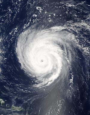 Hurricane Fabian poses an imminent threat to t...