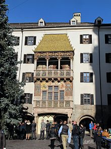 Goldenes Dachl Wikipedia