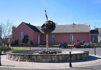 Ballinahown - Ballinahown Community Hall (the old church)