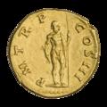 INC-1842-r Ауреус Адриан ок. 119-122 гг. (реверс).png