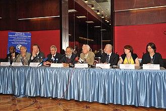International Polar Year - Press conference IPY 2008