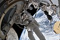 ISS-56 EVA-1 (a) Drew Feustel outside of the Quest airlock.jpg