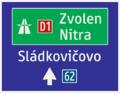 IS 17a - Návesť pred križovatkou (s diaľnicou).png