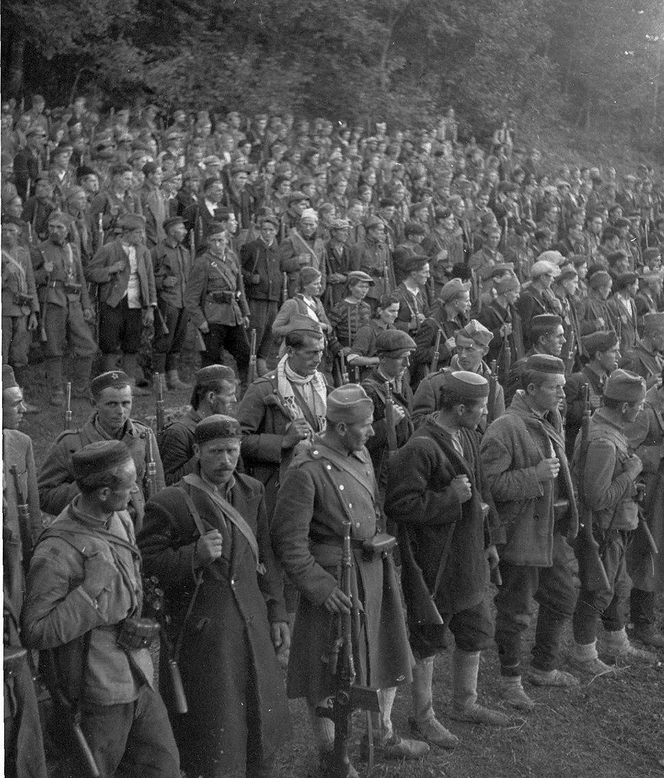 IV crnogorska proleterska brigada