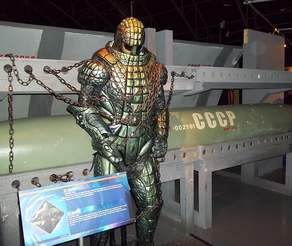 Ice Warrior from Cold War (10634623524)