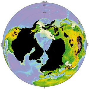 Wisconsin glaciation - Maximum glaciation of the northern hemisphere during the Quaternary climatic cycles