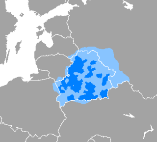 Belarusian language east Slavic language