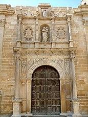 Iglesia de Santa María de los Reales Alcázares (Úbeda) 08.jpg