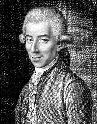 Ignaz von Born - A portrait of Ignaz von Born