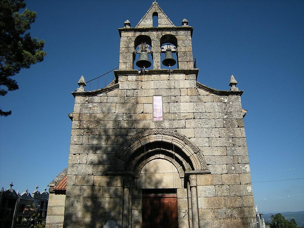 Igrexa de San Xiao de Muimenta, Carballeda de Avia