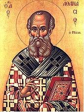 Icon: Athanasius of Alexandria