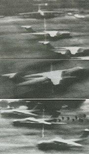 Il-76 destroyed Operation El Dorado Canyon