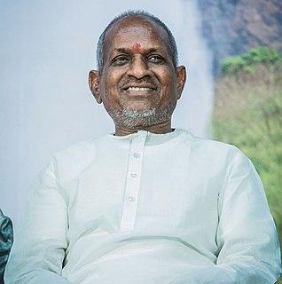 Ilaiyaraaja Indian film composer & singer
