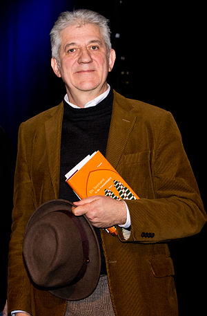 Ilja Richter - Ilja Richter, reading in Leipzig 2013