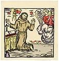 Illustratie voor de maand september van de Franciscus Kalender voor 1931, Felix Timmermans, 1930, prent, Letterenhuis (Antwerpen) - tg lhpr 8012.jpg