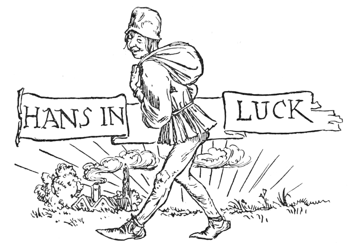 Hans In Luck Wikipedia