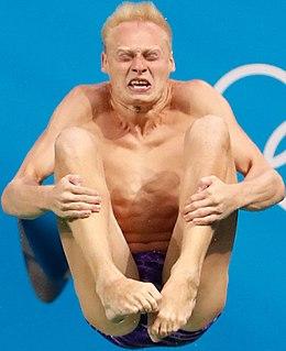 Ilya Zakharov Russian diver