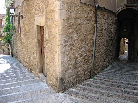 Image Carrer del Call Girona