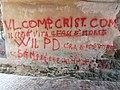 Imbrattamento su muro in Via Arduini - Noli.jpg