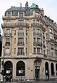 Immeuble rue du Faubourg-Saint-Honoré, rue La Boétie, Paris 8e.jpg