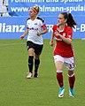 Ina Lehmann Sara Daebritz BL FCB gg. SGS Essen Muenchen-1.jpg