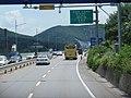 Incheon-Gyeonggi Border sign in ROK National Route 48 Ganghwadaegyo BR(Eastward Dir).jpg