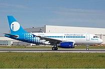Independence Air Airbus A319 Unterspann.jpg