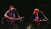 Indigo Girls, Park West, Chicago, IL 05-09-18.jpg