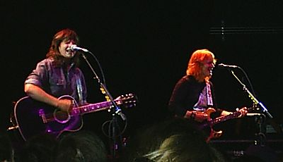 Picture of a band or musician: Indigo Girls