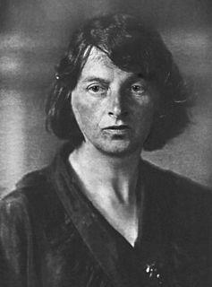 Inessa Armand French communist politician