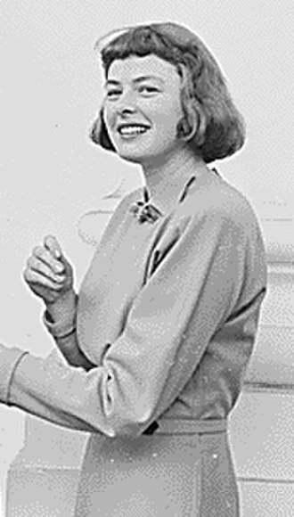 """Anna Anderson - Actress Ingrid Bergman won an Academy Award for her starring role as """"Anna/Anastasia"""" in the 1956 film Anastasia. Though inspired by Anderson's claim, the film is largely fictional."""