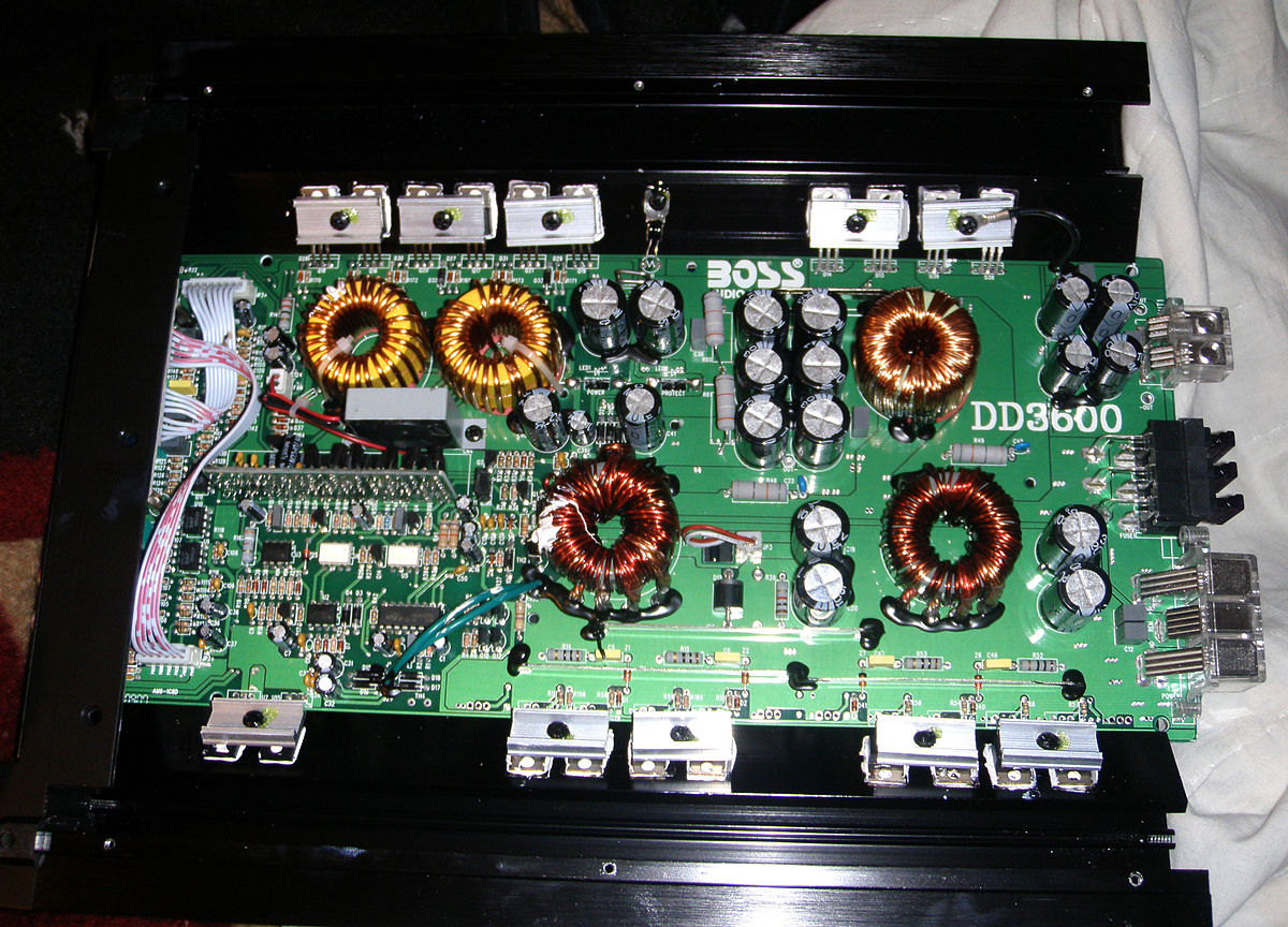 10 To 14w Class A Audio Amplifier